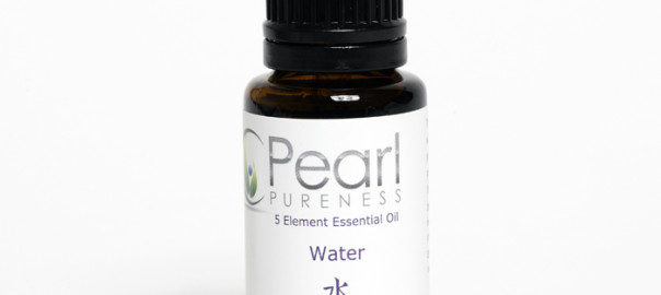Water essential oil blend