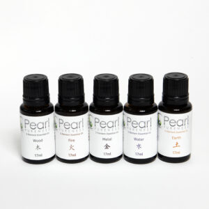 five elements essential oil set